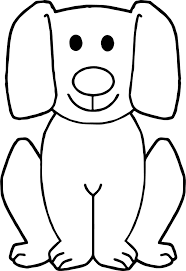 Free Dog Images Puppy Dog Coloring Page Wecoloringpagecom