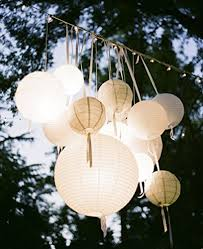 mixed sizes white round paper lanterns with mini led party light for wedding engagement birthday party decoration favor 12pcs mixed sizes