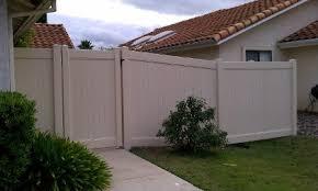 San Diego Vinyl Fence Contractor ReliaBuilt Fence Vinyl Fence