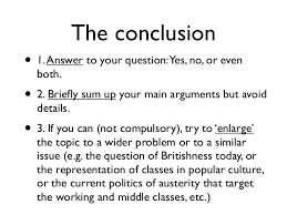 marie langlais social class decline essay plansocial class decline es  the conclusion 17