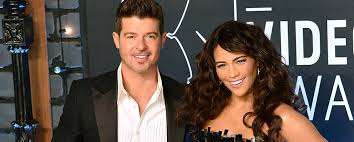 paula patton high school. Fine High High School Sweethearts Robin Thicke And Paula Patton Have Filed For  Separation With School I