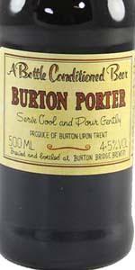 Burton Porter | Burton Bridge Brewery | BeerAdvocate