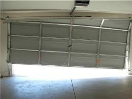 broken garage doorGarage Door Repair  Openers Torsion Springs Parts and More