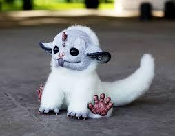 a 23 year old russian makes creepy yet adorable fantasy dolls bored panda