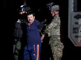 Traficante 'El Chapo' é transferido para prisão na fronteira com o Texas