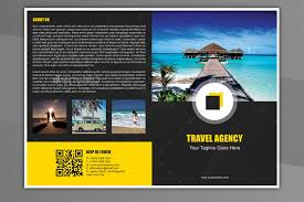 10 Travel Brochure Examples For Designers And Travel Marketers _