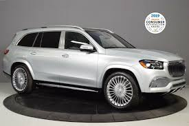 The maybach gls is the luxury marque's first entry into the crossover segment. Used 2021 Mercedes Benz Gls Class Gls 600 Mercedes Maybach 4matic Awd For Sale Right Now Cargurus