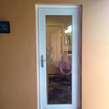 frost window for privacy glass door