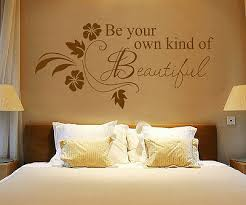 be your kind beautiful quote mural wall