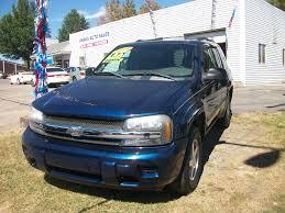 Unaka Auto Sales: 2004 Chevrolet Trailblazer - Johnson City, TN