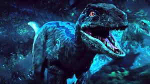 Blue Jurassic World Wallpapers - Top ...