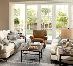 Pottery Barn For Living Room Pottery Barn Living Living Room Traditional With Woven Throw Blankets
