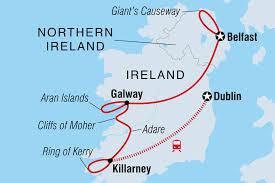 Vietnam And Iraq War Venn Diagram Best Ireland Tours 2019 20 Intrepid Travel