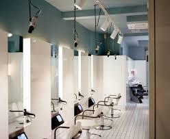 Interiors  The Klinik Hair Salon  Block Architecture
