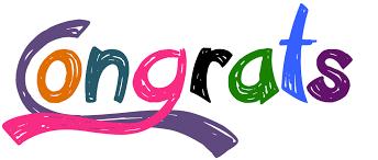Αποτέλεσμα εικόνας για congrats