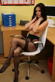 Emma Glover Via Only Secretaries Picture 14 ExGirlfriend.