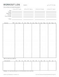 Workout Log Sheets Classy Sleep Tracker Template Workout Baby Sleep Log Template Excel