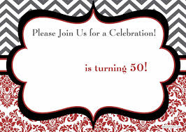50th birthday invitations free printable 009 template ideas 50th birthday invitation templates