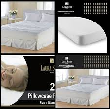 mattress protector new waterproof terry towel bed cover fitted sheet all sizes