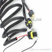 1 x hid xenon kit single beam wire harness cable relay for h1 and if you ever have to upgrade or replace them they can easy to at any part stores most of the hid wiring harness is used non standard relay