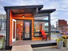 Small Picture Modern Prefab Tiny House Tiny Houses Pinterest Prefab tiny