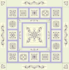 Embroidery Treasures & Floral Elegance Online Quilt Class March 2012 – February 2013 Adamdwight.com