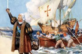 christopher columbus hero or villain  why people still protest christopher columbus discovery