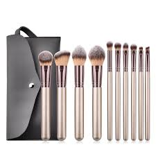 zouyesan 2019 10 makeup brush makeup tools set eye shadow brush high end makeup organizer permanent makeup from zouyesan 14 22 dhgate
