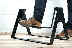 standing desk foot rest s ddicts pertiningstanding desk with swinging footrest standing desk foot