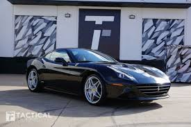 Ferrari California T 2018 For Sale Exterior Color Metallic Blu Profond