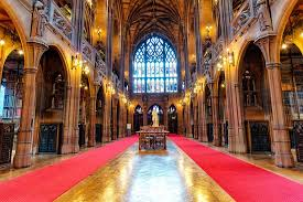 the john rylands library manchester