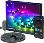 Govee Dreamcolor TV Light Strip, 6.56ft TV LED Backlight Strip for 40-60 inch TV