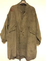size 46 jacket in us paul harnden shoemakers 20th century hemp oversize jacket size us s