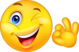 cute smile emoticon icons vectors set 08