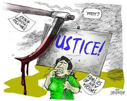 Image result for JUSTICE CARTOON EDITORIAL PINOY
