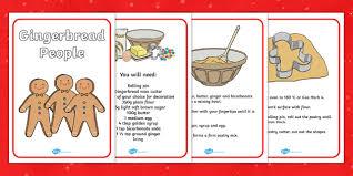 recipe cards for kids. Contemporary Cards Gingerbread People Recipe  Gingerbread Man Recipe Gingerbread People  Ginger Bread Inside Cards For Kids R