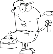 coloring pages for community helpers – shopleatherworks.com