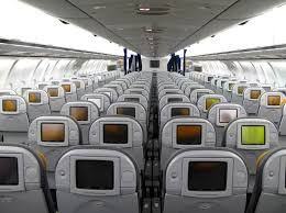 Image result for airbus 333 seating lh economy