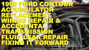 1998 ford contour ac repair, wiring repair, transmission fluid leak F150 Trailer Wiring Diagram at Wiring Harness Ford Contour 1998 Buy