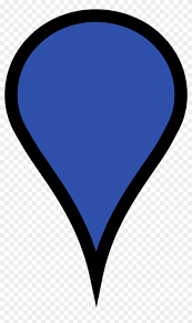 Pinpoint Blue Map Pin Png Transparent Png 2213x3624