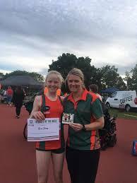 Ava Jones is the Meet 12 INTERSPORT... - Sacred Heart Little Athletics Club  | Facebook