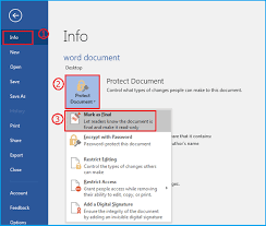 5 Ways To Make A Word Document Read Only In Microsoft Word