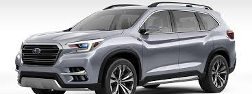 2018 subaru ascent suv. unique subaru to 2018 subaru ascent suv