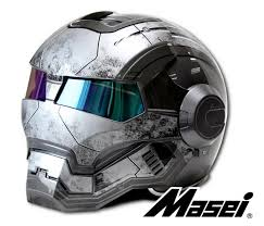 custom motorcycle helmet conversions how to make an iron man