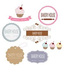 Bakery Logo Cake Vector Images Over 5400