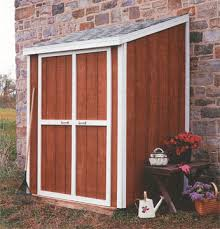 lean to shed provides simple shelter for yard gear and more photo sunset