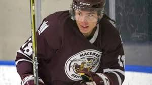 Suffered a heart attack during a 3rd division game and died later at hospital. 23 Year Old Edmonton University Hockey Player Dies After Game In Calgary Ctv News