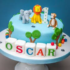 32 Best 1st Birthday Cakes For Boys Images Fondant Cakes Pound