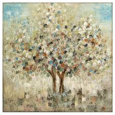 seasons handpainted oil canvas contemporary paintings