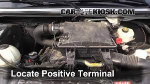 I show you how to correctly and easily jump start your vehicle. How To Jumpstart A 2007 2018 Dodge Sprinter 2500 2008 Dodge Sprinter 2500 3 0l V6 Turbo Diesel Standard Passenger Van